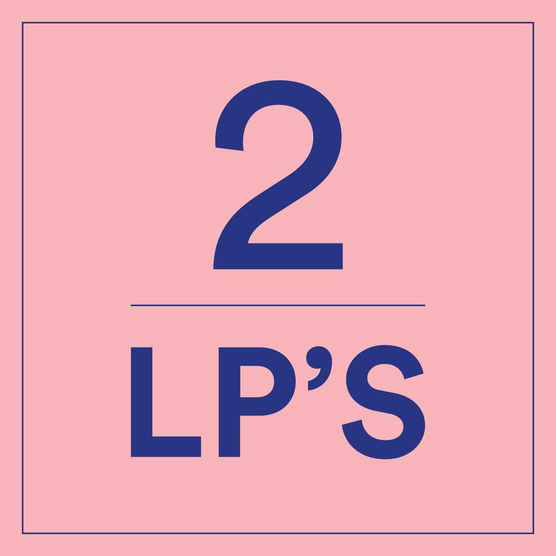 2 x LP